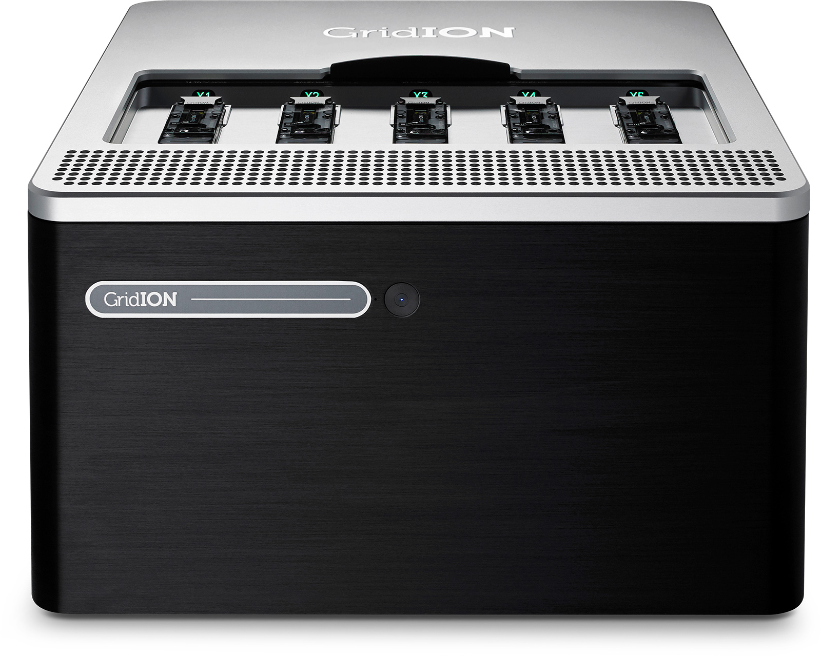 GridION nanopore sequencing device