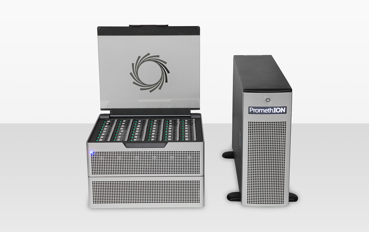 PromethION DNA/RNA sequencing system