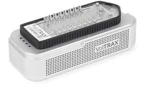 VolTRAX automated library preparation for nanopore DNA sequencing